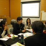 国際支援 広報レクチャーとワークショップ